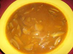 Recept: Houbový guláš