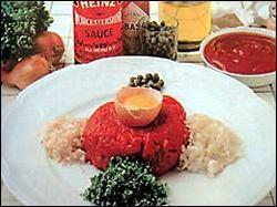 Recept: Tatarák