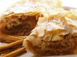 Recept: Závin s jablky, medem a ořechy