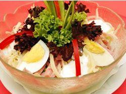 Recept: Salát z Nivy s jogurtem