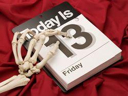Mýty a pověry: Pátek 13