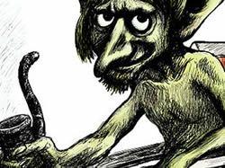 Strašidla: Skřítkové a šotci