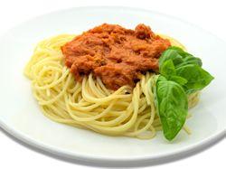 Recept: Boloňské špagety