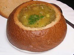 Recept: Chlebová polévka