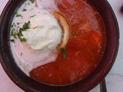 Recept: Boršč