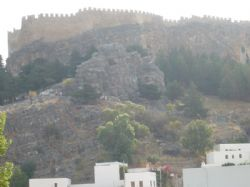 Řecko - Rhodos - Lindos 2008 / 10