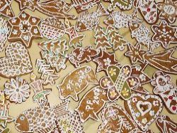 Recept: Vánoční perníčky z Tvarožné Lhoty
