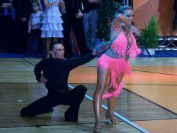 MISTROVSTVÍ ČR v latinsko-amerických tancích - 31.01.2009