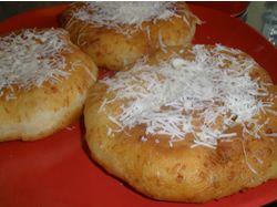 Recept: Sýrové langoše