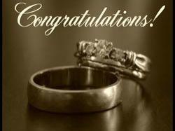 Svatební průvodce: Svatební blahopřání