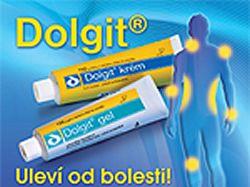 Dolgit®: Úleva od bolesti