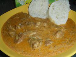 Recept: Segedínský guláš