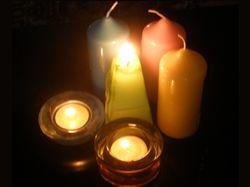 Magie svíček: Význam barev