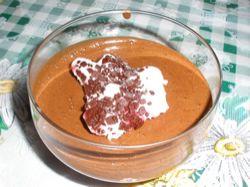 Recept: Čokoládová pěna