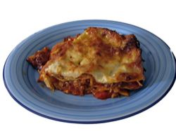 Recept: Lasagne s mletým masem a bešamelem