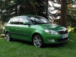 Mondénní oktavánka – Škoda Fabia 1,2 TDI CR Elegance