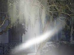 Paranormální jevy: Chladná místa