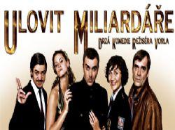 Ulovit miliardáře ...břitký český humor