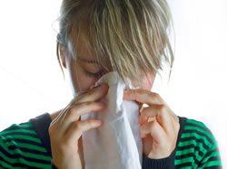 Rýma a záněty vedlejších nosních dutin