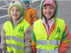 Bezpečnost silničního provozu v zimě pro celou rodinu