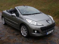 Peugeot 207 CC 1,6 THP Sport Pack - Transformer