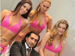 Lékař  a zpěvák Ali Amiri pomáhá ženám i mužům s hubnutím