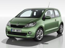 Škoda představila malé autíčko z rodiny New Small Family