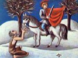 Na svatého Martina, drž se synku komína!