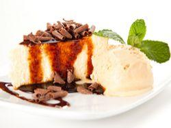 Recept: Tvarohový  dort pečený