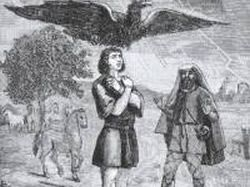 Svatý Medard aneb Medardova kápě