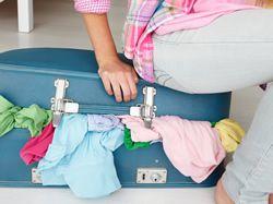 Jak správně balit...na dovolenou