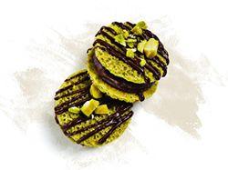 Recept: Čokoládovo-pistáciové dortíčky