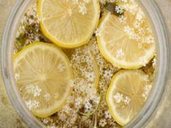 Recept: Bezinková limonáda