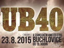 Legend�rn� UB40 budou vrcholem Buchlovsk�ho   hudebn�ho l�ta