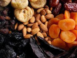 Sušené ovoce jako lék