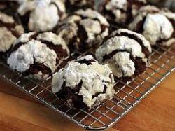 Recept: Čokoládové crinkles