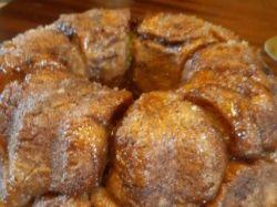 Recept: Opičí chléb - bábovka