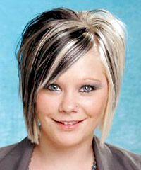 Účesy 2008: Krátké vlasy