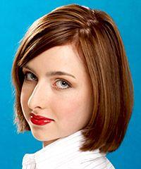 Účesy 2009: Účesy pro polodlouhé vlasy
