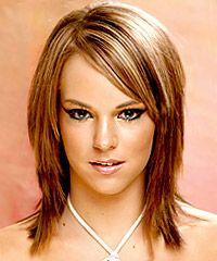 Účesy 2009: Účesy pro dlouhé vlasy